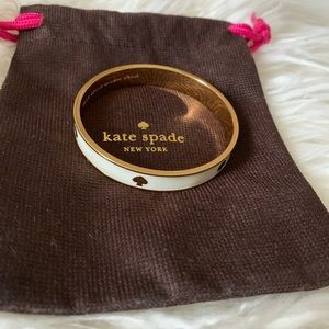 Kate Spade Heritage Spade Gold Bangle